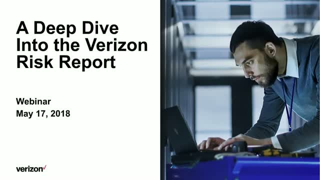 Verizon Risk Report - Streamline Security with Actionable Insights
