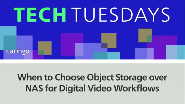 When to Choose Object Storage over NAS for Digital Video Workflows