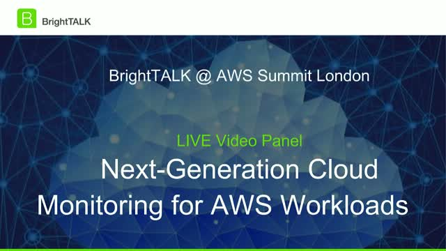 Next-Generation Cloud Monitoring for AWS Workloads