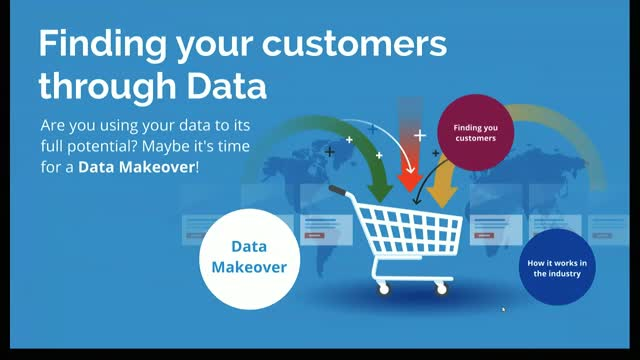 Part 1: Finding your customers through data