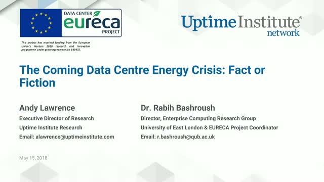 The Coming Data Center Energy Crisis: Fact or Fiction