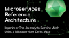 The Journey to Service Mesh using a Microservices Demo App