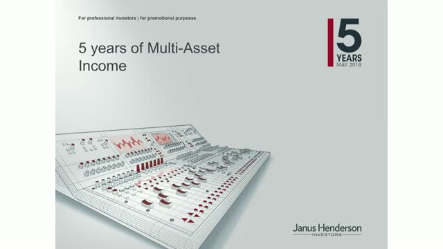 5 Years of Multi-Asset Income