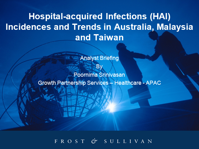 Hospital-acquired Infections (HAI) Incidences and Trends