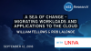 A Sea of Change - Migrating Workloads and Applications to the Cloud