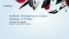 Artificial Intelligence in Cyber Warfare: A Primer