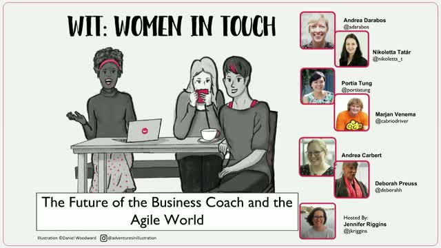 The Future of the Business Coach and the Agile World