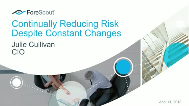 Continually Reducing Risk Despite Constant Changes