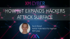How IoT Expands Hackers Attack Surface