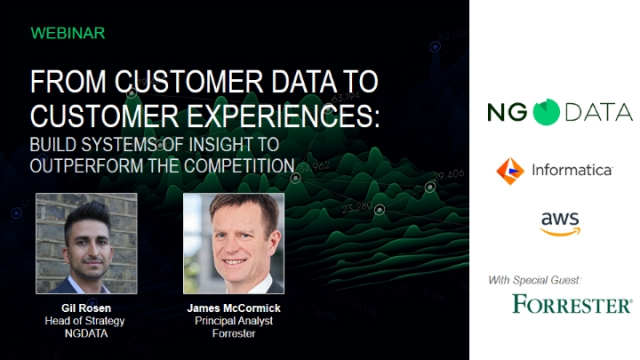 From Customer Data to Customer Experiences
