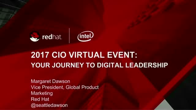 Embracing the Journey to Digital Executive Leadership [Live Panel]