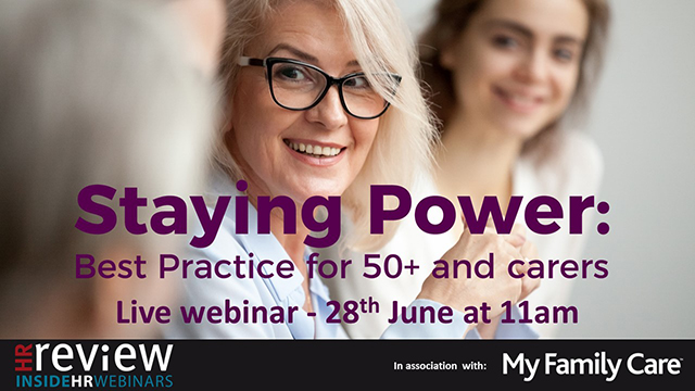 Staying Power: Best Practice for 50+ and Carers