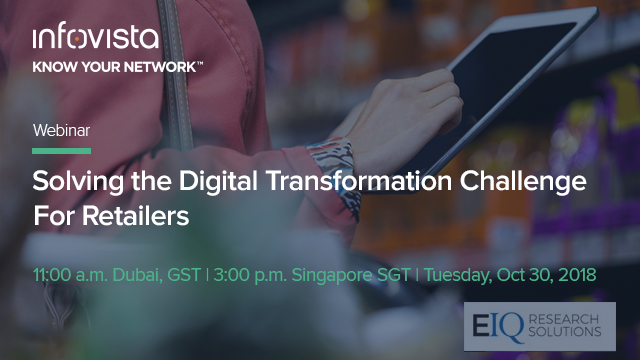 Solving the Digital Transformation Challenge for Retailers