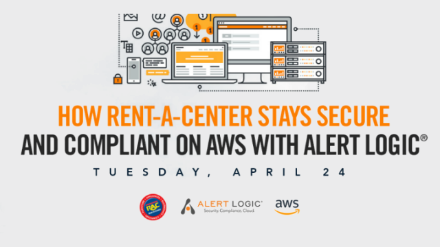 How Rent-A-Center Stays Secure and Compliant on AWS with Alert Logic