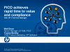 FICO: Rapid time to value & compliance w/HP IT Service Management