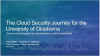 University of Oklahoma Shares Experience with Cisco Umbrella