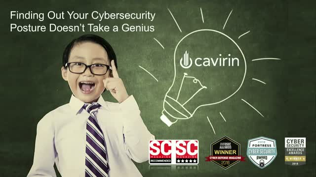 Finding Out Your Cybersecurity Posture Doesn't Take a Genius