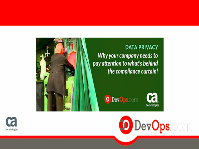 Data Privacy– Why your company should know what's behind the compliance curtain!