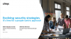 Evolving security strategies:  It's time for a people-centric approach