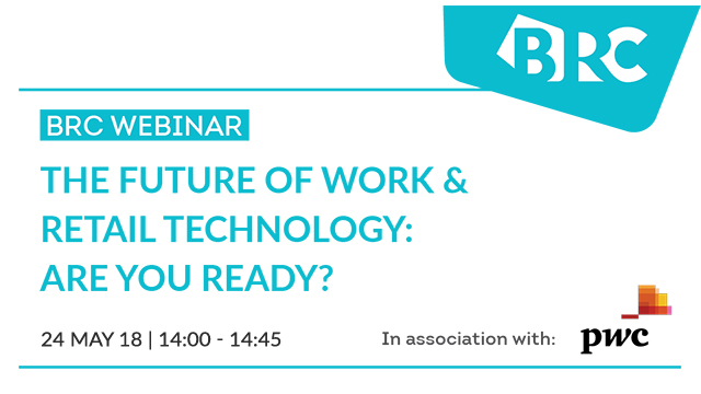 The Future of Work and Retail Technology: Are you ready?
