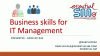 Business Skills for IT Management