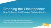 [APAC BPW] Stopping the Unstoppable: How to Detect and Prevent Fileless Attacks