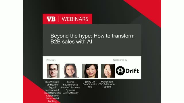 Beyond the hype: How to transform B2B sales with AI