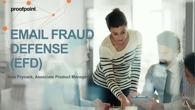 Tools for Email Fraud Defense | Live demo
