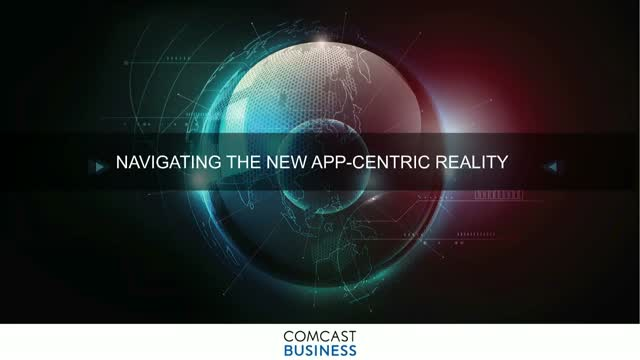 Navigating the New, App-Centric Reality