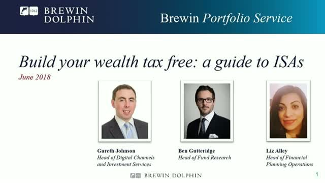 The Ultimate Guide: Building Wealth Tax-Free With An ISA