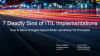 7 Deadly Sins of ITIL Implementations