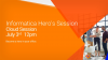 Informatica Hero Session - Journey to the Cloud