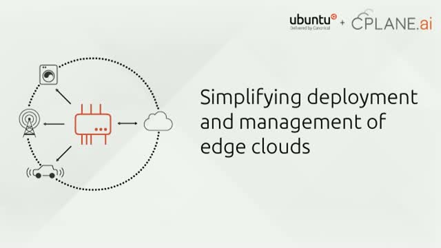 Simplifying deployment and management of edge clouds