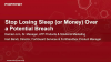 Stop Losing Sleep (or Money) Over a Potential Breach