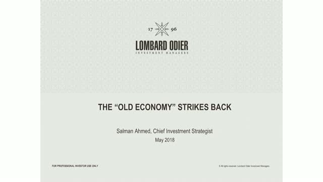 The old economy strikes back