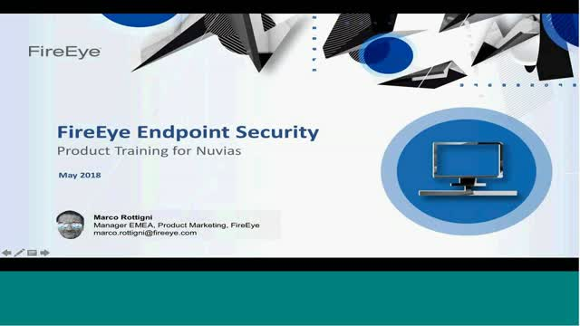 FireEye – Session - Endpoint, Helix and Mandiant Services