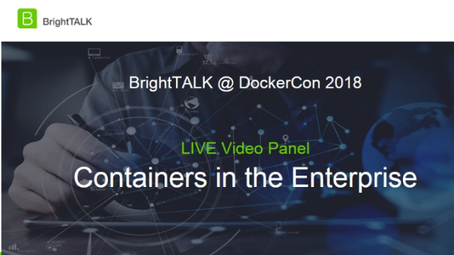 Containers in the Enterprise