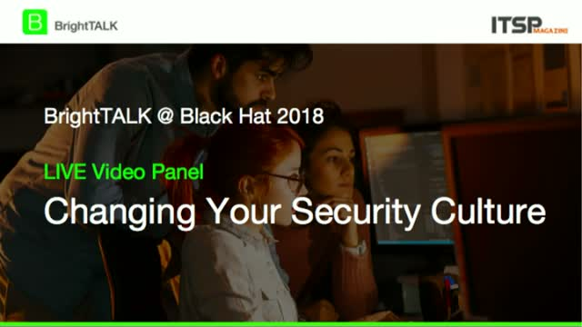Changing Your Security Culture