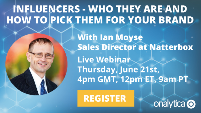 Influencers - Who They Are and How to Pick Them for Your Business feat Ian Moyse