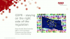GDPR - staying on the right side of the regulation