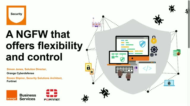 Boost your enterprises agility with a NGFW that offers flexibility and control
