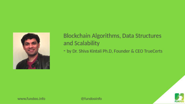 Blockchain Part 1 — Algorithms and Data Structures