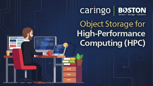 Object Storage for High-Performance Computing (HPC)