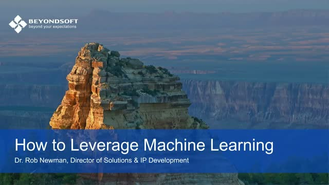 How to Leverage Machine Learning