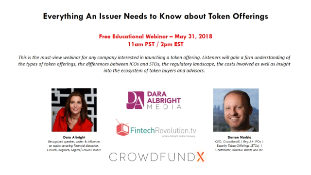 Everything An Issuer Needs to Know about Token Offerings