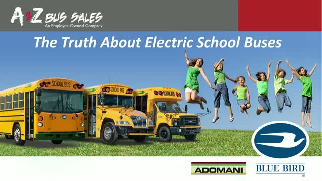 The Truth About Electric School Buses in California