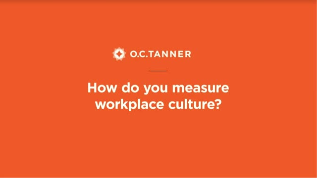 How Do You Measure Workplace Culture?