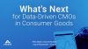 What's Next for Data-Driven CMOs in Consumer Goods