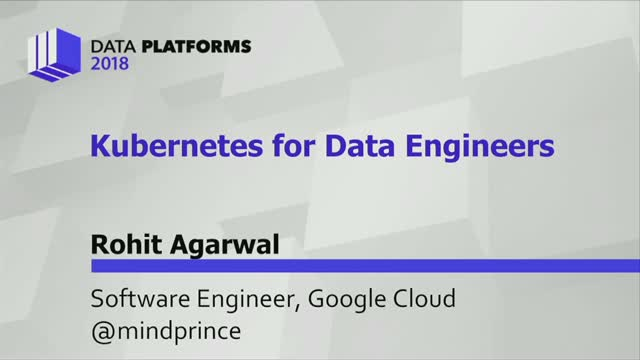 Kubernetes for Data Engineers