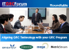 Aligning GRC Technology with your GRC Program